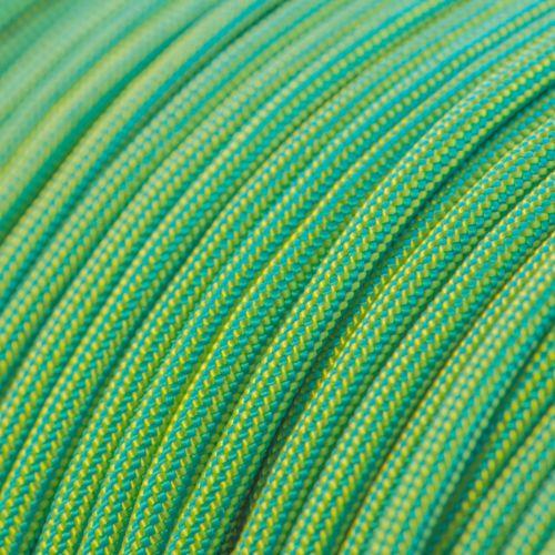 dark-cyan-banana-yellow-stripes-paracord-type-iii