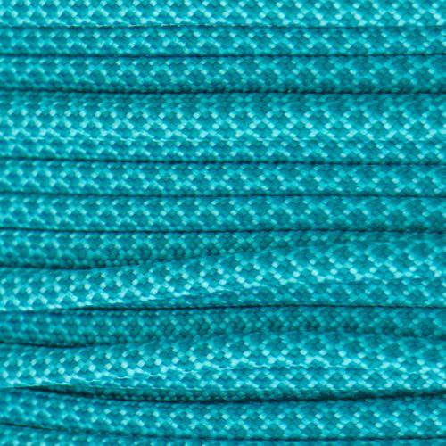 neon-turquoise-teal-diamonds-paracord-type-iii